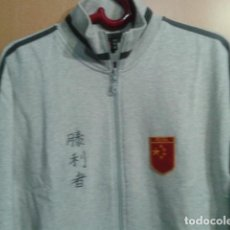 Coleccionismo deportivo: CHAQUETA CHANDAL ORIGINAL ( SELECCION CHINA ) BEIJING Nº 09 TALLA S MADE IN TURKEY . Lote 134090934
