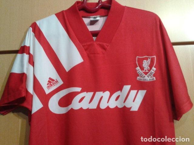camiseta original adidas ( liverpool f.c. ) Vendido en