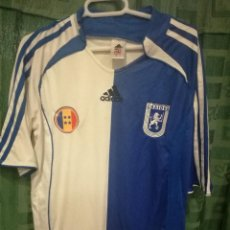 Colecionismo desportivo: UNIVERSITATEA CRAIOVA ROMANIA S CAMISETA FUTBOL FOOTBALL SHIRT FUSSBALL TRIKOT. Lote 134443130