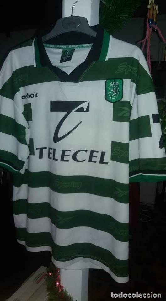 d187b3251da28 Camiseta sporting lisboa portugal talla l - Vendido en Venta Directa ...