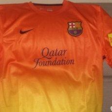 Coleccionismo deportivo: FC BARCELONA - 2ª EQUIPACION. Lote 135609807