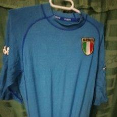 Coleccionismo deportivo: ITALIA CALCIO S CAMISETA FUTBOL FOOTBALL SHIRT. Lote 135829486