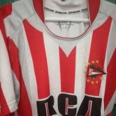 Collezionismo sportivo: ESTUDIANTES ARGENTINA L CAMISETA FUTBOL FOOTBALL SHIRT FUSSBALL TRIKOT. Lote 136057218