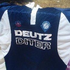 Coleccionismo deportivo: DITER ZAFRA - CAMISETA ANTIGUA. Lote 136291354