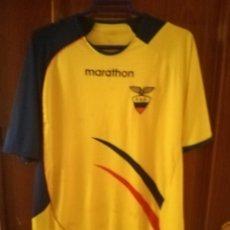 Sammelleidenschaft Sport - ECUADOR L camiseta futbol football shirt fussball trikot - 136315682
