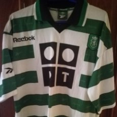 Coleccionismo deportivo: SPORTING LISBOA PORTUGAL JOAO PINTO XL CAMISETA FUTBOL FOOTBALL SHIRT . Lote 136505070