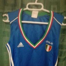 Coleccionismo deportivo: ITALIA CALCIO MUJER CHICA L CAMISETA FUTBOL FOOTBALL SHIRT . Lote 136645166
