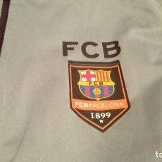 Coleccionismo deportivo: CHAQUETA DE CHÁNDAL FC BARCELONA CENTENARIO TALLA XL. Lote 137198286