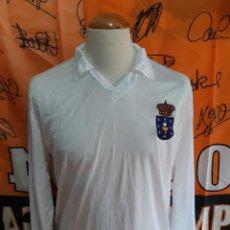 Coleccionismo deportivo: CAMISETA FUTBOL GALICIA Nº7 AÑOS 80 RUFFUS. Lote 137201358