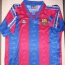 Coleccionismo deportivo: ANTIGUA CAMISETA FC BARCELONA - KAPPA. Lote 160430162