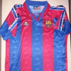 Coleccionismo deportivo: ANTIGUA CAMISETA FC BARCELONA - KAPPA. Lote 137252896