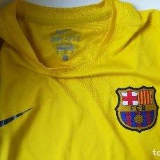Coleccionismo deportivo: ENVÍO GRATIS. CAMISETA NIKE STAFF F. C. BARCELONA. Lote 137313314