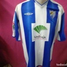 Coleccionismo deportivo: CAMISETA FUTBOL UMBRO MALAGA Nº19 UNICAJA 2003-2004 03-04. Lote 138186114