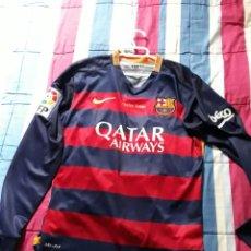 Sports collectibles - Camiseta match worn preparada FC Barcelona Gerard Piqué - 138893790