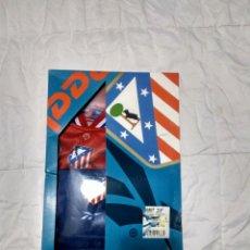 Coleccionismo deportivo: EQUIPACIÓN FUTBOL ATLÉTICO DE MADRID REEBOK NIÑO. Lote 138910506