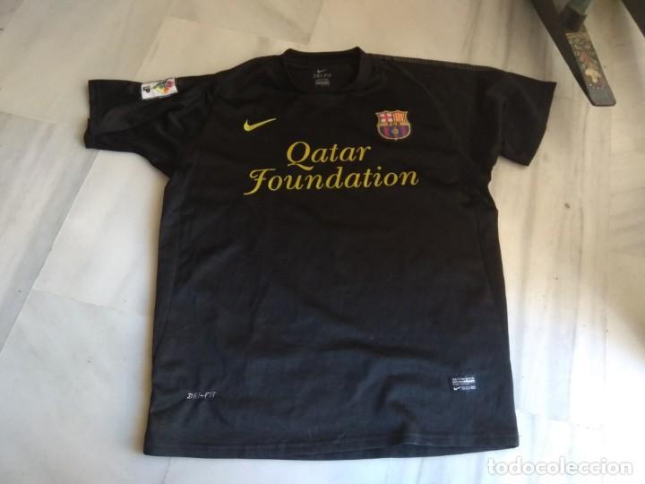 CAMISETA F.C BARCELONA FABREGAS TALLA XL (Coleccionismo Deportivo - Ropa y Complementos - Camisetas de Fútbol)