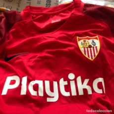 Coleccionismo deportivo: CAMISETA SEVILLA. Lote 143182050