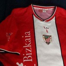 Coleccionismo deportivo: ATHLETIC CLUB BILBAO CAMISETA XL. Lote 143182386