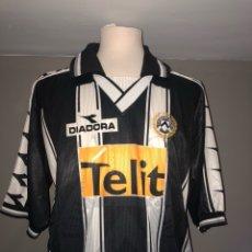 Coleccionismo deportivo: CAMISETA DEL F.C. UDINESE MATCH WORN TEMPORADA 2000. Lote 143218777