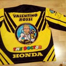 Coleccionismo deportivo: CAMISETA VALENTINO ROSSI TALLA XL (OFICIAL MERCHANDISING). Lote 143877334