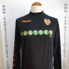 Coleccionismo deportivo - Camiseta Futbol VALENCIA CF 2009 Entrenamiento Kappa Lycra - 143888082