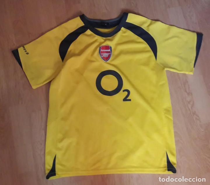 camiseta de fútbol arsenal henry - Comprar Camisetas de Fútbol en ... 4f8b6cef247