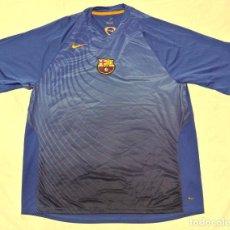 Coleccionismo deportivo: CAMISETA DE ENTRENAMIENTO FC BARCELONA 2006, XXL , NUEVA. Lote 145112090