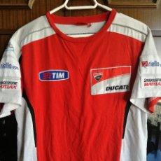 Sports collectibles - DUCATI MOTOGP MOTO Camiseta shirt S - 145356566