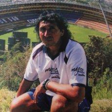 Coleccionismo deportivo: CAMISETA DE MÁGICO FIRMADA. Lote 146169728