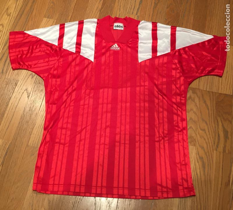 Esmerado Barriga Confundir  Reservdacamiseta vintage adidas equipment rara - Sold through Direct Sale -  146284706