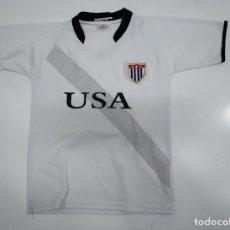 Coleccionismo deportivo: CAMISETA DE USA. TALLA 12. PEQUEÑA. TDKDEP17. Lote 146376694