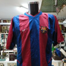 Coleccionismo deportivo: CAMISETA DEL F.C. BARCELONA. BARSA. TALLA GRANDE. SIN DORSAL. TDKDEP16. Lote 146414762