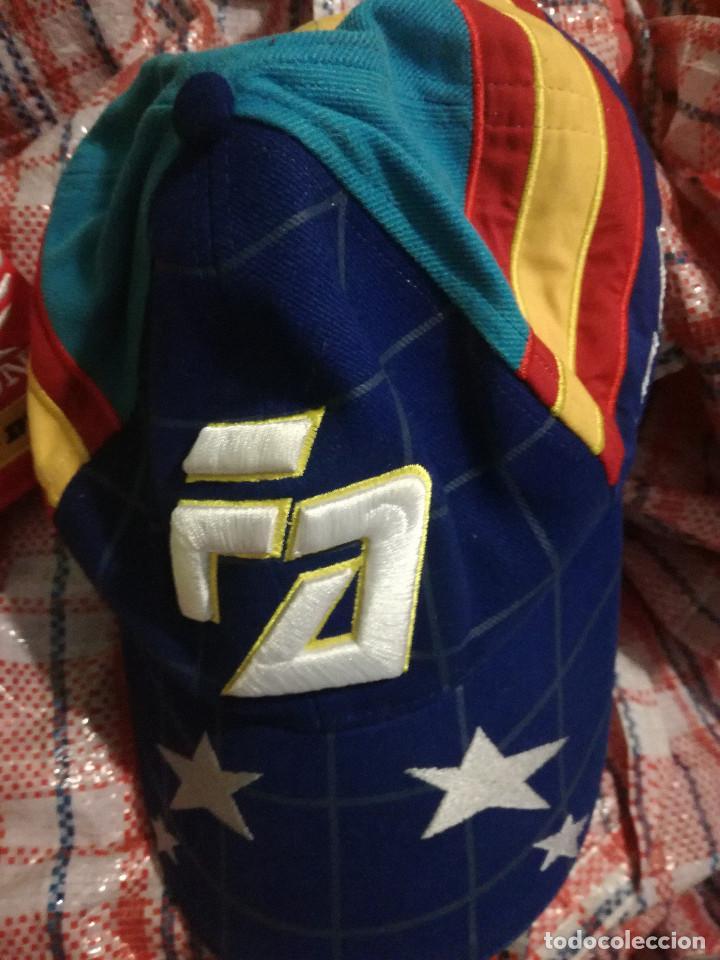 FERNANDO ALONSO FORMULA F1 GORRA CAP (Coleccionismo Deportivo - Ropa y Complementos - Camisetas de Fútbol)