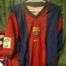 Coleccionismo deportivo - FC Barcelona XL futbol football camiseta shirt - 147190590