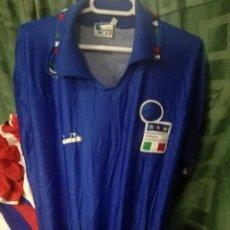 Coleccionismo deportivo: ITALIA CALCIO MAGLIA VINTAGE XL FUTBOL FOOTBALL CAMISETA SHIRT. Lote 147191094