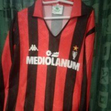 Coleccionismo deportivo: AC MILAN CHAMPIONS MUSEUM XL FUTBOL FOOTBALL CAMISETA SHIRT. Lote 147191674