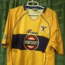 Collectionnisme sportif: TIGRES MEXICO M FUTBOL FOOTBALL CAMISETA SHIRT. Lote 147195806
