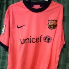 Sports collectibles - PIQUE M FC BARCELONA futbol football camiseta shirt - 147327446