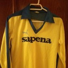 Coleccionismo deportivo: VINTAGE CAMISETA 1980 S (CUELLO DESCOSIDO) CAMISETA FUTBOL FOOTBALL SHIRT. Lote 147743070