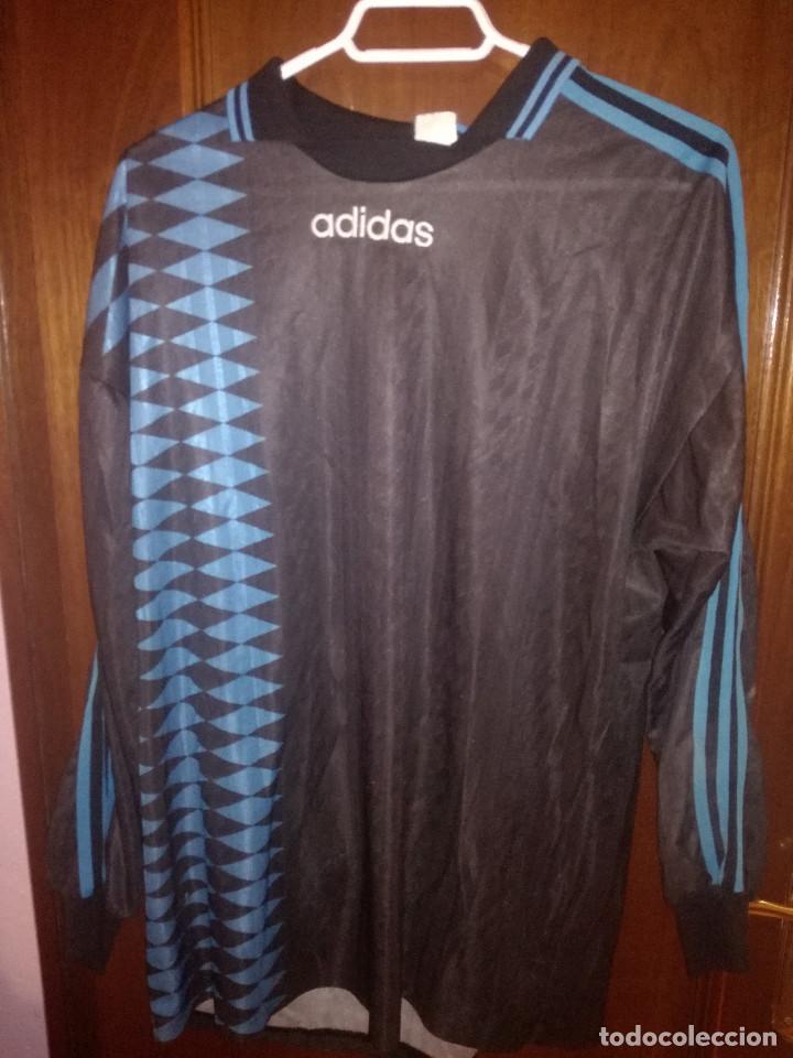 Vintage Shirt Goalkepper Camiseta Portero Adidas Futbol Footbasll Xl qUzVpMS