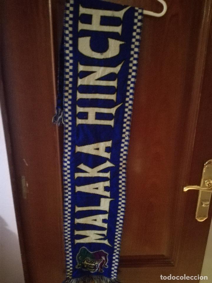 MALAKA HINCHA FANS ULTRA ULTRAS HOOLIGAN MALAGA SCARF FOOTBALL BUFANDA FUTBOL LOTE (Sammelleidenschaft Sport - Bekleidung und Zubehör - Fußball T-Shirts)
