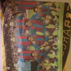 Coleccionismo deportivo: FC BARCELONA BANDERA FLAG 2005 FOOTBALL FUTBOL . Lote 147762594