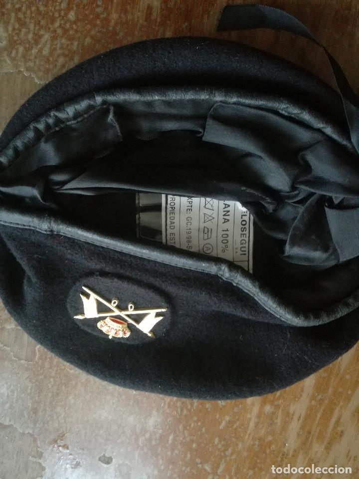 BOINA GORRA MILITAR LA LEGION ESPAÑA SPAIN SOLDIER CAP (Coleccionismo Deportivo - Ropa y Complementos - Camisetas de Fútbol)