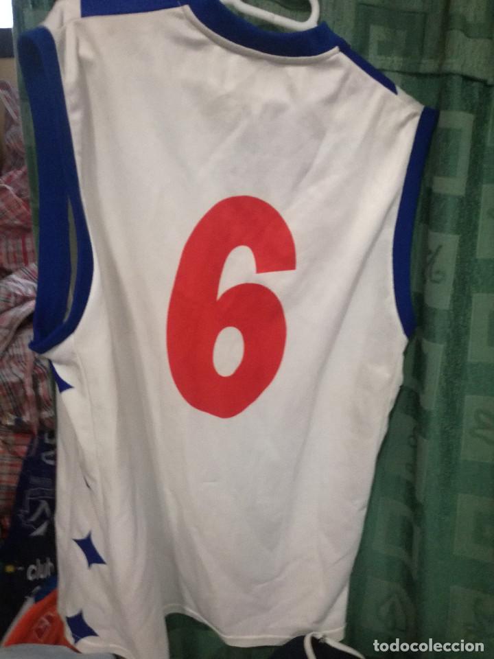 ce europa m camiseta basket basquet shirt - Comprar Camisetas de Fútbol en todocoleccion - 147919514