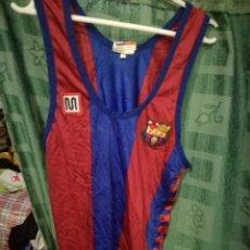 Coleccionismo deportivo: MEYBA FC BARCELONA M CAMISETA BASKET BASQUET SHIRT . Lote 156459841