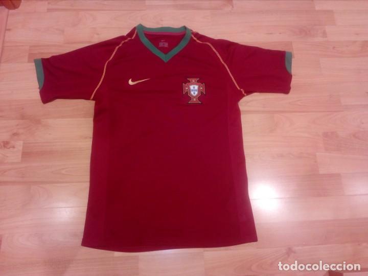 Coleccionismo deportivo  CAMISETA SELECCIÓN PORTUGAL TALLA S (ADULTO) MARCA  NIKE - Foto 2 4ac06142e9ab1