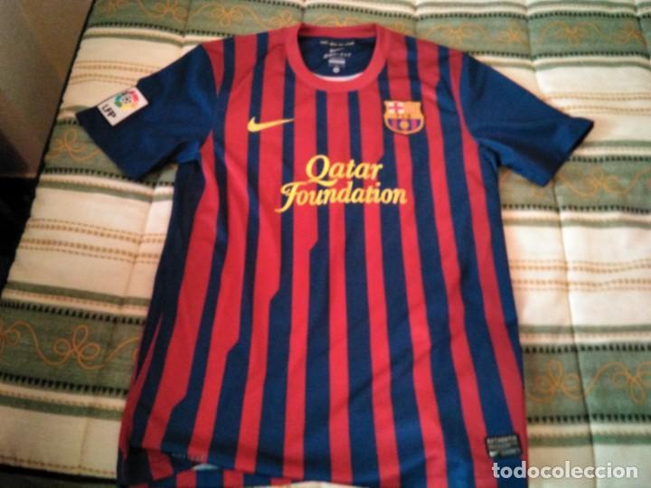 dafce5842f Camiseta f.c. barcelona temporada 2011-12. shir - Vendido en Venta ...