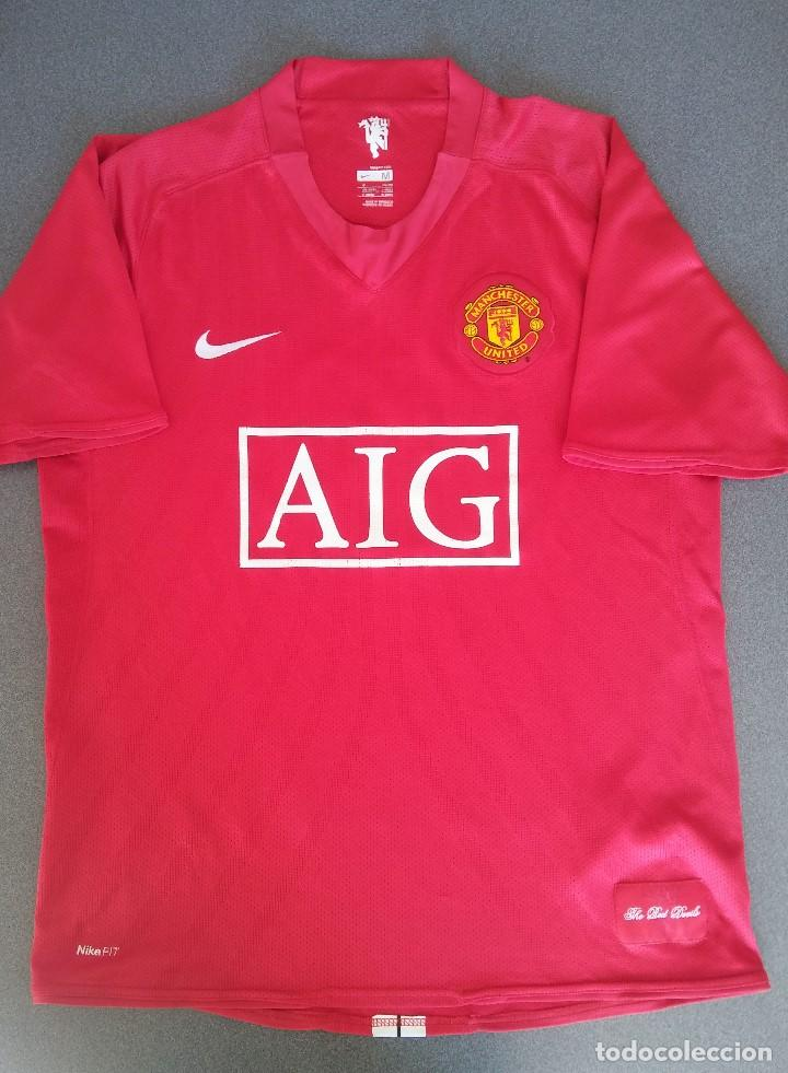 camiseta futbol manchester united ronaldo comprar camisetas de futbol en todocoleccion 148968146 camiseta futbol manchester united ronaldo