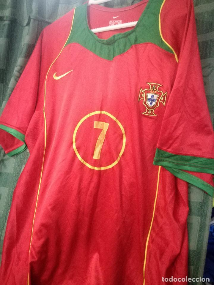 new styles 7aa79 c74c0 LUIS FIGO PORTUGAL XL futbol football camiseta shirt