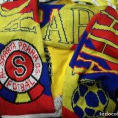 Collectionnisme sportif: SPARTA PRAHA BUFANDA FUTBOL FOOTBALL SCARF SCIARPA CALCIO . Lote 150116446